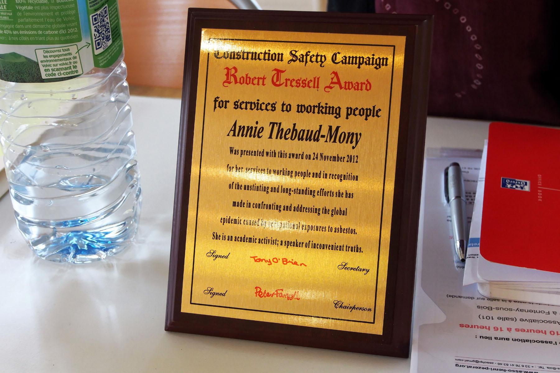Prix Robert Tressell