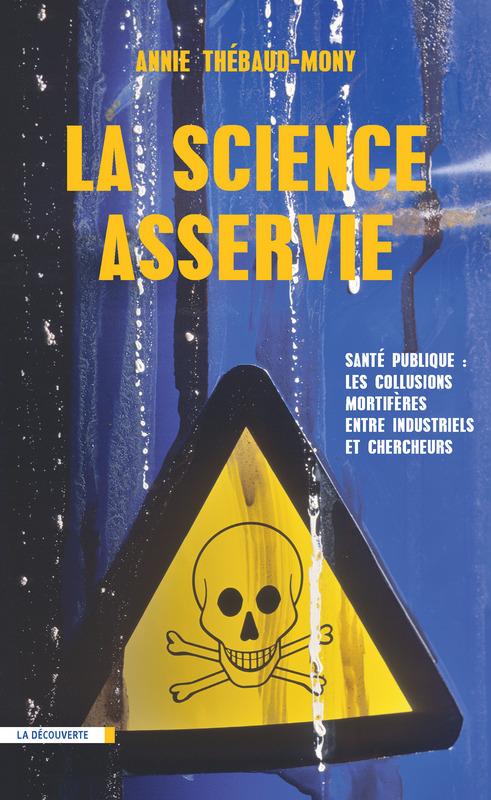 Couverture livre La science asservie