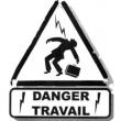 danger travail